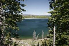 Het Meer van Yellowstone Stock Fotografie