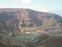 Het meer van Zao Stock Foto's