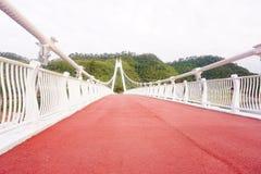 Het Meerbrug van het Hangzhouwesten stock fotografie