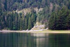 Het meerlandschap van de berg Royalty-vrije Stock Fotografie
