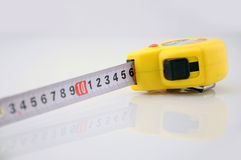 Meterstick Stock Afbeelding