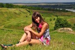 Het meisje Royalty-vrije Stock Afbeeldingen