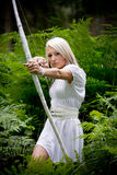 Het meisje van Amazonië Royalty-vrije Stock Fotografie