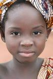 Het meisje van Bamako Royalty-vrije Stock Foto