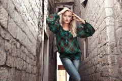 Het meisje van Beautifull Royalty-vrije Stock Afbeeldingen