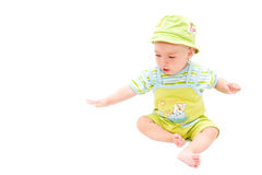 Het meisje van de baby Royalty-vrije Stock Fotografie