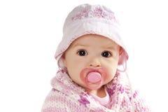 Het meisje van de baby Royalty-vrije Stock Foto