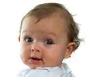 Het Meisje van de baby Royalty-vrije Stock Afbeeldingen