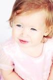 Het Meisje van de baby in Kleding Royalty-vrije Stock Foto