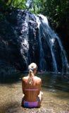 Het Meisje van de bikini stock afbeelding