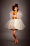 Het meisje van de fee Stock Fotografie