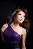 Het meisje van de glamour Royalty-vrije Stock Foto