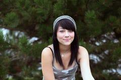 Het Meisje van de hippie Stock Fotografie