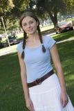 Het Meisje van de manier Royalty-vrije Stock Foto's