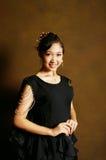 Het Meisje van de manier Royalty-vrije Stock Foto