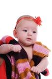 Het meisje van de manierbaby Royalty-vrije Stock Fotografie