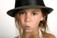 Het meisje van de papa Royalty-vrije Stock Afbeelding