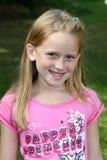 Het meisje van de papa Royalty-vrije Stock Fotografie