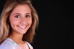 Het meisje van de partij stock fotografie
