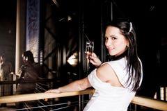 Het Meisje van de partij Stock Afbeeldingen