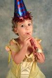 Het Meisje van de partij Royalty-vrije Stock Afbeeldingen
