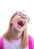 Het meisje van de pret Stock Fotografie