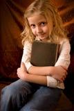 Het meisje van de school Royalty-vrije Stock Afbeeldingen