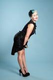 Het meisje van Goth Stock Foto