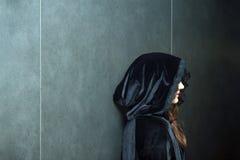 Het meisje van het sprookje royalty-vrije stock fotografie