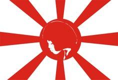 Het meisje van Japan Royalty-vrije Stock Fotografie