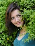 Het meisje van Nice Royalty-vrije Stock Foto's