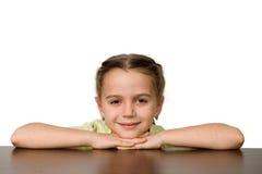 Het meisje van Nice Royalty-vrije Stock Afbeelding