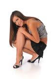 Het meisje van Pinup Royalty-vrije Stock Foto