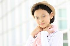 Het meisje van Protraityong Stock Foto