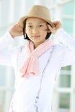 Het meisje van Protraityong Royalty-vrije Stock Fotografie