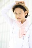 Het meisje van Protraityong Royalty-vrije Stock Foto