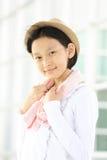 Het meisje van Protraityong Stock Afbeelding