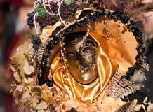 Het Meisje van Venetië Royalty-vrije Stock Fotografie
