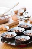 Het Mengsel van de cake stock afbeeldingen