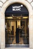 Het merk van de luxe Stock Afbeelding