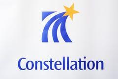 Het merk van de V.S. van de Wijnen van de constellatie Stock Afbeeldingen