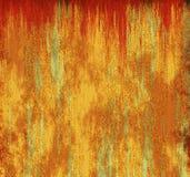 Het metaal van de roest vector illustratie