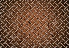 Het metaal van de textuurroest Royalty-vrije Stock Foto