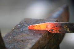 Het metaal van Hotrod stock fotografie