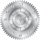 Het metaaltoestel van de klok Stock Afbeeldingen