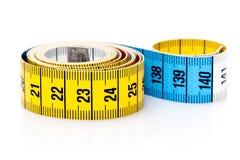 Het meten van Band Royalty-vrije Stock Foto's