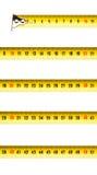 Het meten van band Stock Fotografie
