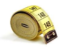 Het meten van Band Royalty-vrije Stock Afbeeldingen