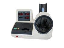 Het meten van bloeddruk Stock Fotografie