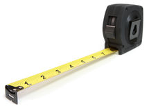 Het meten van hulpmiddel Stock Foto
